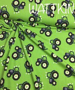Jersey Trecker grün