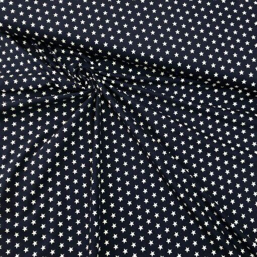 Sterne dunkelblau Jersey