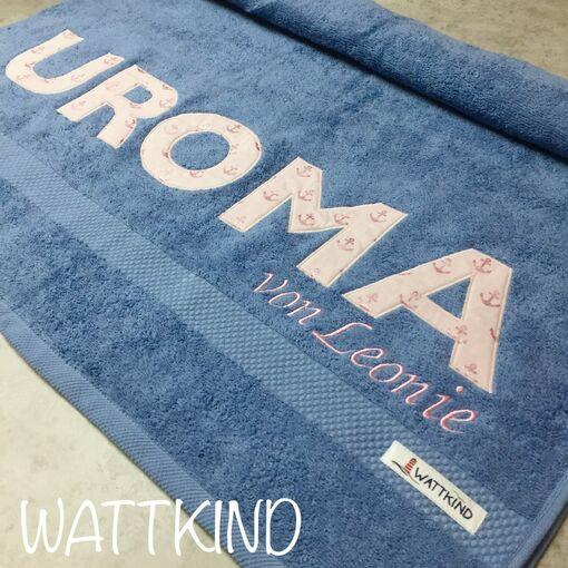 Handtuch Uroma