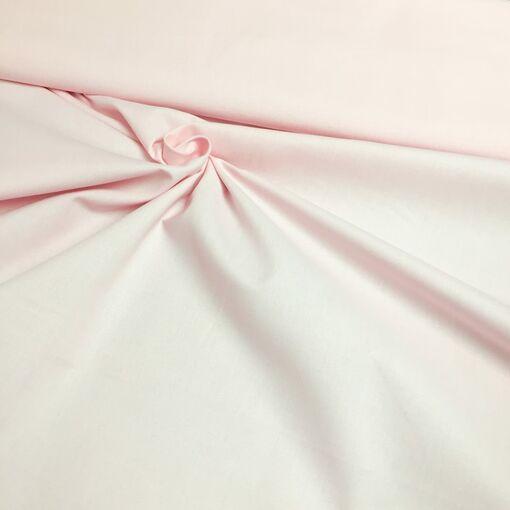Fahnentuch Baumwolle rosé